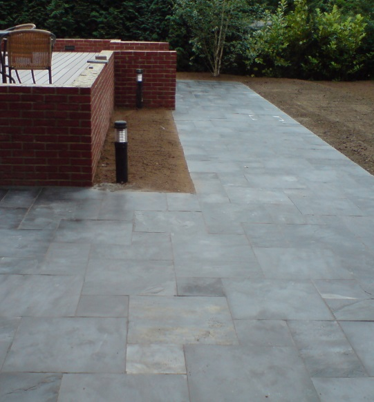 Pathways & Patio Installation