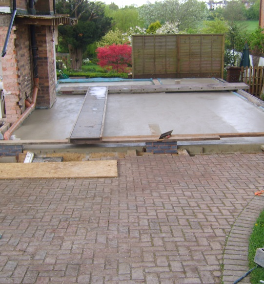 House Extensions & Driveways